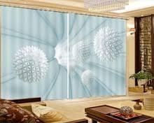 ستائر لتعتيم الهواء من vorhang schlafzimmer لعام 2019 ستائر نوافذ عصرية لغرف المعيشة مزودة بمجال ثلاثي الأبعاد