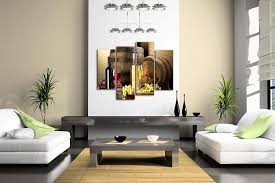 Grape Ideas For Kitchen by Amazon Com Various Wine With Grape Wall Art For Kitchen Painting