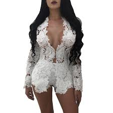 online buy wholesale white jumpsuit shorts from china white