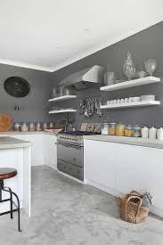 peinture cuisine grise tendance cuisine 50 exemples avec la couleur grise peintures