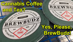Cannabis Coffee And Tea For Your Keurig Machine With BrewBudz