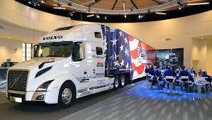 100 Volvo Truck Center S Hosts 20192020 Americas Road Team Captains