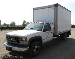 1992 Chevrolet 3500 Box Truck   Item FJ9519   Wednesday Octo... Box Truck For Sale Chevy 3500 Cut A Way Delivery Van 2018 Chevrolet Silverado 2500hd 3500hd Fuel Economy Review Car 2006 Used G3500 12 Ft Box Truck At Fleet Lease Remarketing 2019 New 4wd Crew Cab Long Work Fuse Data Wiring Diagrams 2000 Chevrolet Box Truck Vinsn1gbjg31r6y1234393 Sa V8 Fresh 2009 Silveraldo Express Cutaway Van Ford Transit 12ft Trucks For Sale N Trailer Magazine All Dealer Inventory Haskell Tx