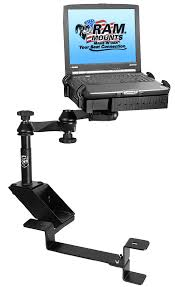 No-Drill™ Laptop Mount For The Chevrolet 2500 C/K, 3500 C/K ... Ramvb181 Ram Mounts Universal Flat Surface Vertical Drilldown Mountit Laptop Vehicle Mount Nodrill Computer Seat Full Ram Mountslaptop Mountsdalltexas Solution Photo Image Gallery Console Top Product Categories Troy Products Loctek Spring Arm Workstation Stand With Usb Port For Pro Desk Desks For Trucks Cars Vans Suvs Table Sale Stands Prices Brands Specs In Notebook Holders Arms Atdec Mounting Dominator Ems Mounts Article Ramvb168sw1 Semi Volvo