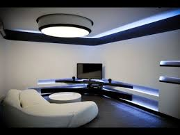 ideas for ceiling lighting and indirect effects of led lighting