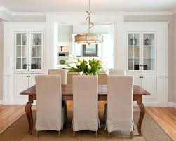 Dining Room Built In Cabinets Ins Custom