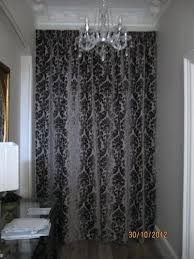 Front Door Sidelight Curtain Panels by Front Door Curtains U2013 Teawing Co