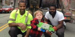 Toddler Finally Meets Garbage Men He Idolizes And He Can't Even ... Garbage Trucks Teaching Colors Learning Basic Colours Video For Buy Toy Trucks For Children Matchbox Stinky The Garbage Kids Truck Song The Curb Videos Amazoncom Wvol Friction Powered Toy With Lights 143 Scale Diecast Waste Management Toys With Funrise Tonka Mighty Motorized Walmartcom Truck Learning Kids My Videos Pinterest Youtube Photos And Description About For Free Pictures Download Clip Art Bruder Stop Motion Cartoon