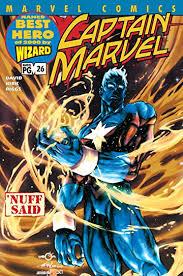 Captain Marvel 2000 2002 26