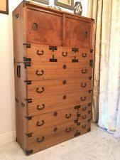 Light Wood Tone Antique Dressers & Vanities 1800 1899
