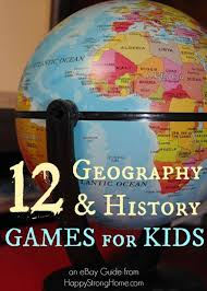 12 History And Geography Board Games That Make Learning Fun