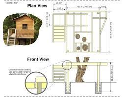 104 Tree House Floor Plan S Free Building S Free Shed S 1892 The Free S Kids Simple