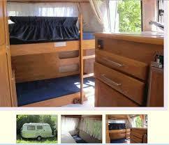 lit superposé caravane eriba table de lit a roulettes