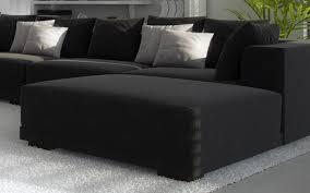 sale wohnzimmer hocker passend zur anima schwarz