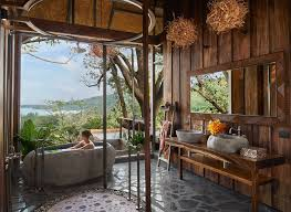 Keemala Kamala Thailand Hotels Property House Porch Home Cottage Farmhouse Villa Living Room Resort Mansion