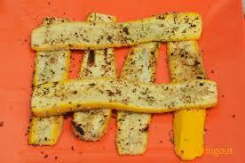 cuisiner la courgette jaune courgettes ocres à la plancha un an pour faire cooking out