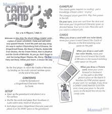Toy Game HASBRO CANDYLAND GIVE KIDS THE WORLD VILLAGE