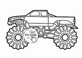 Tire Coloring Pages Fresh Big Monster Truck Coloring Page For Kids ... Monster Trucks For Children For Kids Learn Lightning Mcqueen Truck Video Kids Rc Off Road 4wd Bigfoot City Us Amazoncom Creativity Custom Shop Boys Personalized Mugs Monster Truck For Children Train Engine Crash Hot Wheels Cars Make And Paint Your Own The Mini Hammacher Schlemmer Bigfoot Racing Room Wall Decor Art Cartoons Children Educational By Wanted Car Picture Quadpro Nx5 Remote Control 2wd 1 20