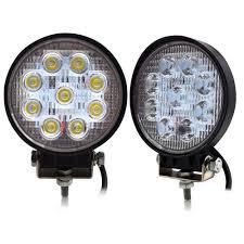 100 Led Work Lights For Trucks Safego 2pcs 4 27w Led Work Lamp Car LED Work Lights 12v 24v