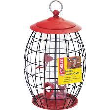 Stokes Select LittleBit Finch Thistle Screen Feeder 38194 Do It