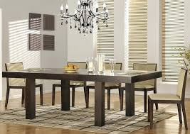 Contemporary Dining Room Sets Attractive Modern With China Cabinet