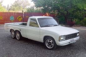 Quite A Stretch: 1980 Toyota Hilux Pickup