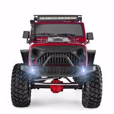 100 Rgt RGT RC Crawler 110 Scale Waterproof 4WD