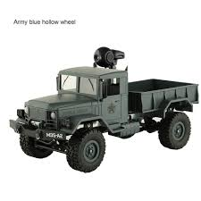 100 Rc Army Trucks Amazoncom Dreamyth Excellent WPL B16 116 4WD RC Military Truck