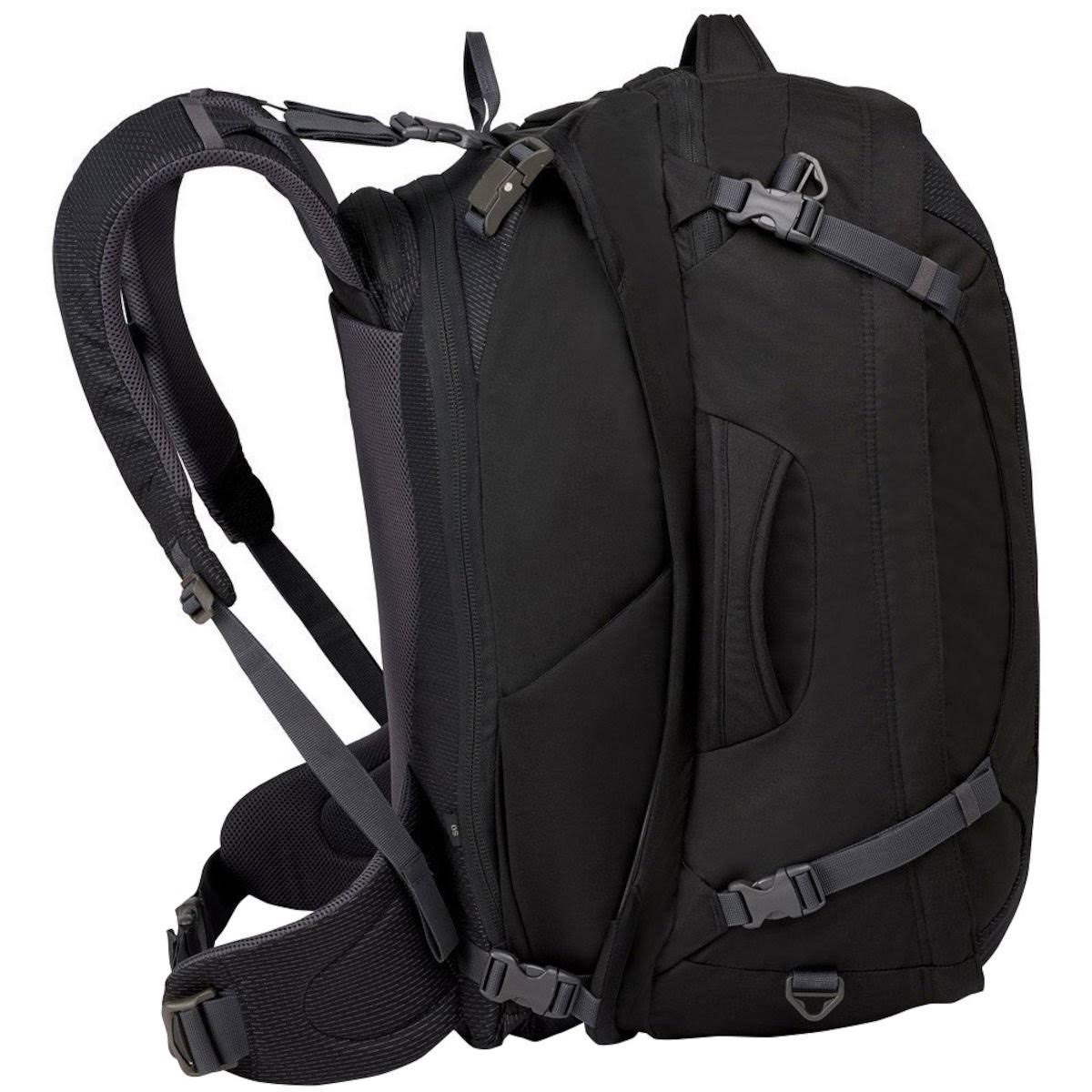 Osprey - Ozone Duplex 65 Travel Pack - Black