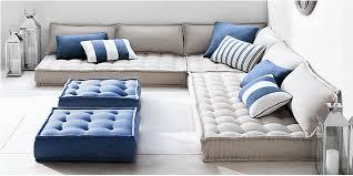 outdoor lounge kissen sofa bodenkissen bodensitzkissen