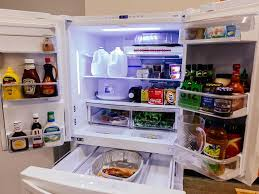 Whirlpool Refrigerator Leaking Water On Floor by 3 Common Refrigerator Problems You Can Easily Fix Yourself Cnet