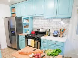 light blue kitchen cabinets photo home design ideas