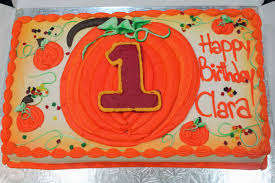 Rombachs Pumpkin Patch by Keeping Up With The Kiddos 1st Birthday Pumpkin Party
