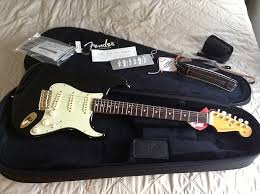 Fender John Mayer Special Edition Black 1 Stratocaster