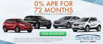 Buick And GMC Dealer Alexandria | Diamond Buick GMC
