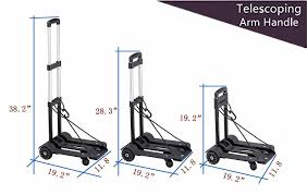 Folding Hand Truck, 75 Kg/165 Lbs Heavy Duty Solid Construction ... The Best Dolly Carts And Hand Trucks You Can Buy Stamfordadvocate Z Bond Folding Hand Truck 3 In 1 Convertible Capacity 2 Wheel Dolly Trucks Dollies At Lowescom Harper Magna Cart 200 Lb Reviews Wayfair Ihambing Ang Pinakabagong Personal 150lbs 68kg Amazoncom Bundle Includes Items 150 Review Magna Cart Alinum Rubber Green Walmartcom Foldable 5 Best Selling In 2018 Reviews Comparison