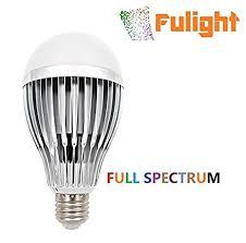 fulight spectrum a19 led light bulbs 12w 100w equivalent