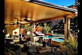 Diy Under Deck Ceiling Kits Nationwide by Aluminum Insulated Patio Cover Also Come As A Diy Kit Cheaper
