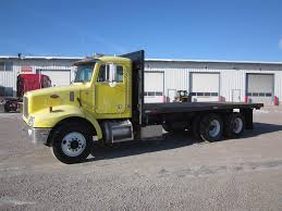 2001 Peterbilt 330 Flatbed Dump Truck For Sale, 217,985 Miles ... Chevrolet Flatbed Trucks In Kansas For Sale Used On Used 2011 Intertional 4400 Flatbed Truck For Sale In New New 2017 Ram 3500 Crew Cab In Braunfels Tx Bradford Built Work Bed 2004 Freightliner Ms 6356 Norstar Sr Flat Bed Uk Ford F100 Custom Awesome Dodge For Texas 7th And Pattison Trucks F550 Super Duty Xlt With A Jerr Dan 19 Steel 6 Ton