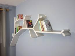 100 Tree Branch Bookshelves Bookshelf Design Decoration Bookcase Shelf Wall Books