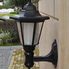 fashion style wall ls deck step lights solar lights