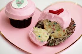 Sprinkles Cupcakes To Celebrate Galentines Day With Special Cupcake