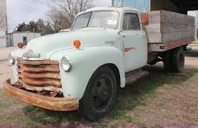 1950 Chevrolet 6400 Dump Truck | Item E3349 | SOLD! May 1 Mi... The Truck Trade 1957 Chevrolet 3100 Swapping Stre Hemmings Chevy Pickup Trucks For Sale S 10 Wikipedia Heartland Vintage Pickups Under 12000 Drive White Rock Lake Dallas Texas Restored 1940s At 1954 Rat Rod Pick Up Truck Air Bags Bagged Youtube 1956 For Craigslist Elegant Late 1940 Or Early 1950 Completed Resraton Blue With Belting Painted Chevygmc Brothers Classic Parts Upgraded 1952 Pickup Classiccarscom Journal Searcy Ar