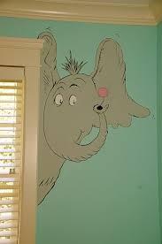 Horton Dr Seuss Mural