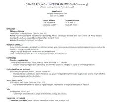 College Resume Examples For High School Seniors Inspirational Student Applying To