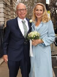 100 Rupert Murdoch Homes Jerry Hall And Tie The Knot In Fleet Street