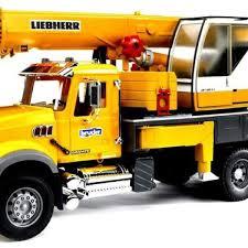 100 Bruder Mack Granite Liebherr Crane Truck Kelebihan Hadiah Terpopuler Siku Mobile Dan Harga