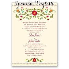 Image result for traditional mexican wedding invitation wording