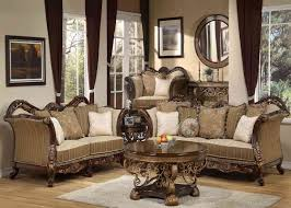 Claremore Antique Sofa And Loveseat by Top Ashley Furniture Claremore Antique Living 6605