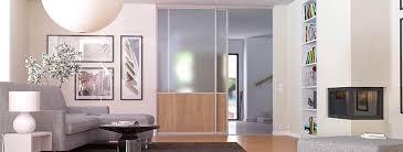 schiebetür als wohnzimmer raumteiler deineschiebetuer de